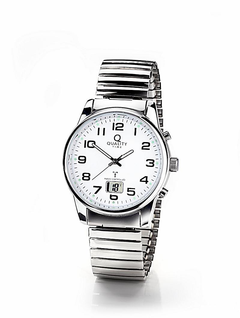 funk armbanduhr mit zugband herren bestellen