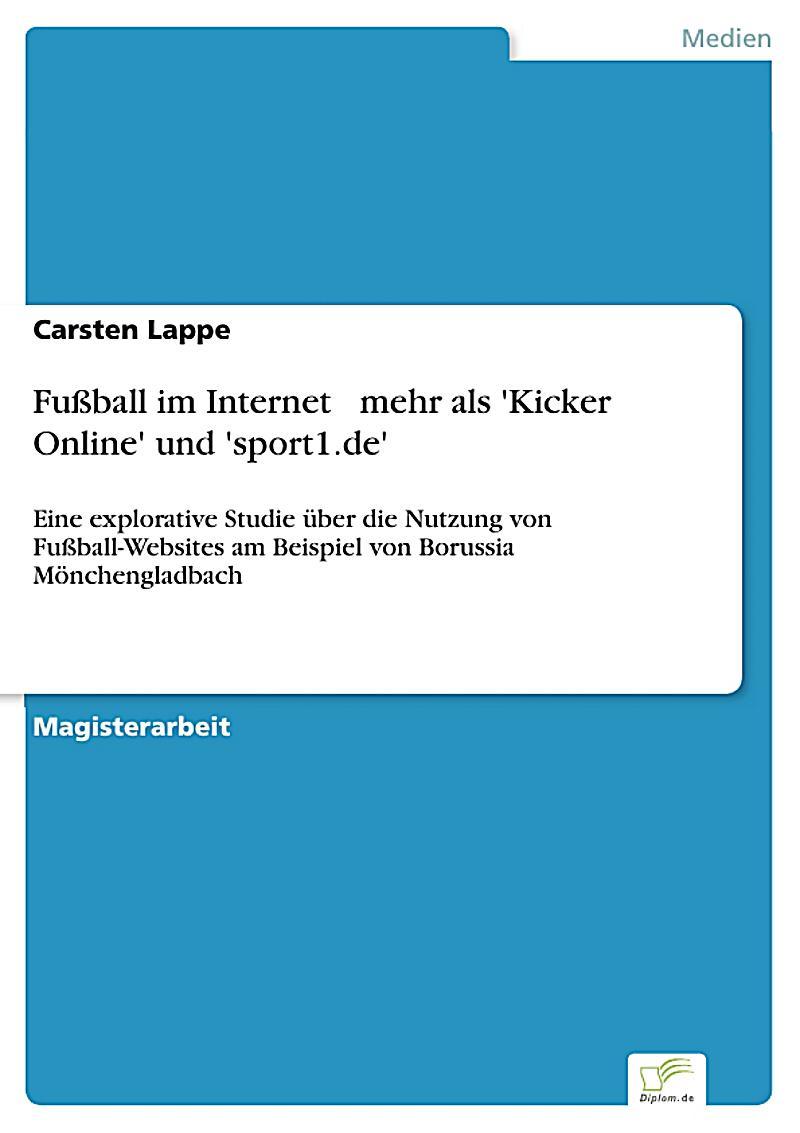 fußball im internet