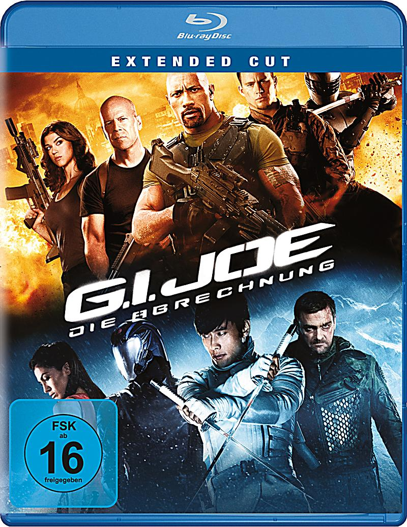 g i joe die abrechnung blu ray bei kaufen. Black Bedroom Furniture Sets. Home Design Ideas