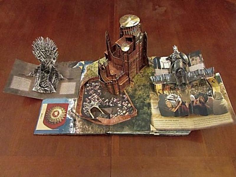 game of thrones buch von matthew reinhart portofrei. Black Bedroom Furniture Sets. Home Design Ideas
