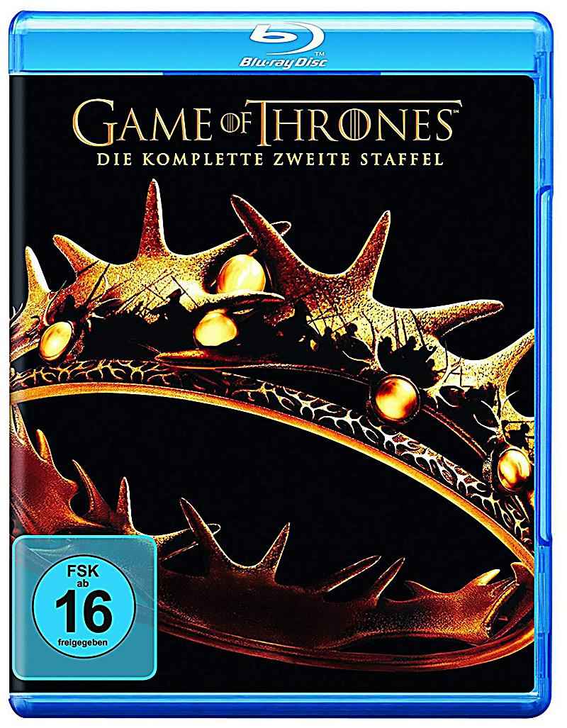 game of thrones staffel 2 blu ray bei kaufen. Black Bedroom Furniture Sets. Home Design Ideas
