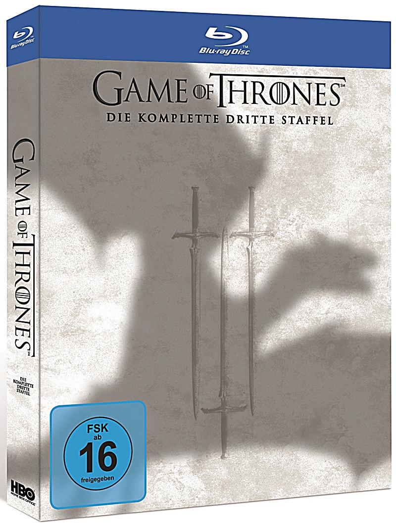 game of thrones staffel 3 blu ray bei kaufen. Black Bedroom Furniture Sets. Home Design Ideas