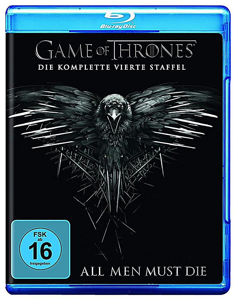 game of thrones staffel 4 blu ray bei kaufen. Black Bedroom Furniture Sets. Home Design Ideas
