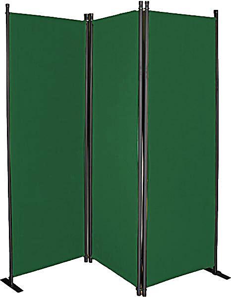 Paravent Garten garten paravent 3 teilig farbe grün bestellen weltbild de