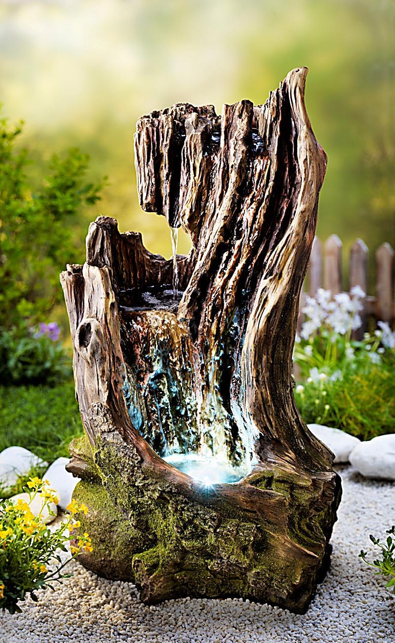 Gartenbrunnen natura jetzt bei bestellen for Deko gartenbrunnen