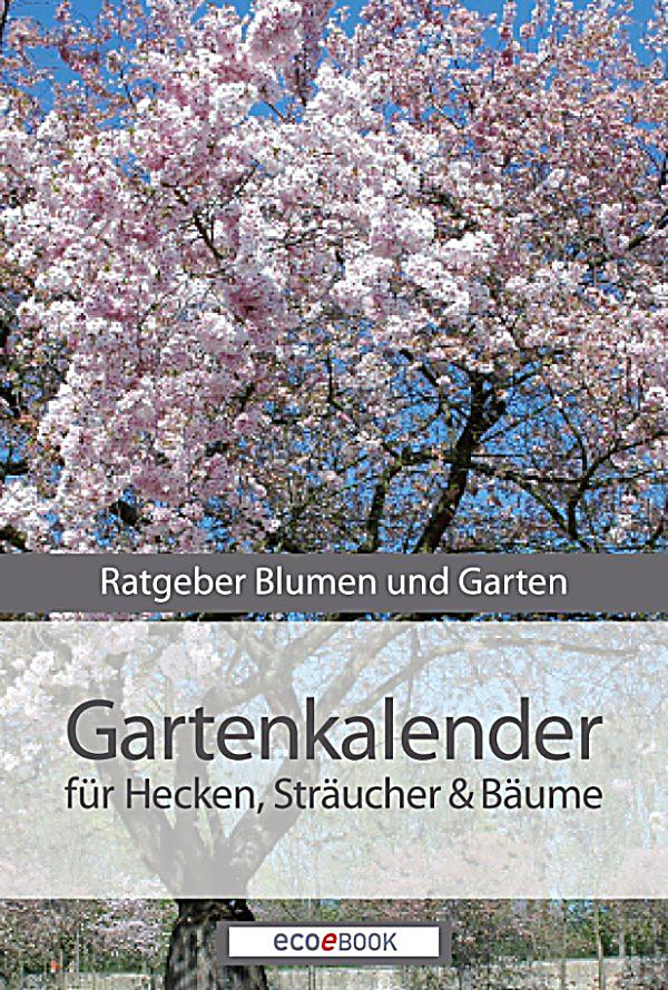 gartenkalender hecken str ucher und geh lze ebook. Black Bedroom Furniture Sets. Home Design Ideas