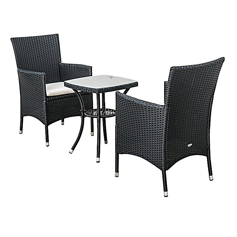 3 teiliges gartenm bel set hfcmaastricht. Black Bedroom Furniture Sets. Home Design Ideas