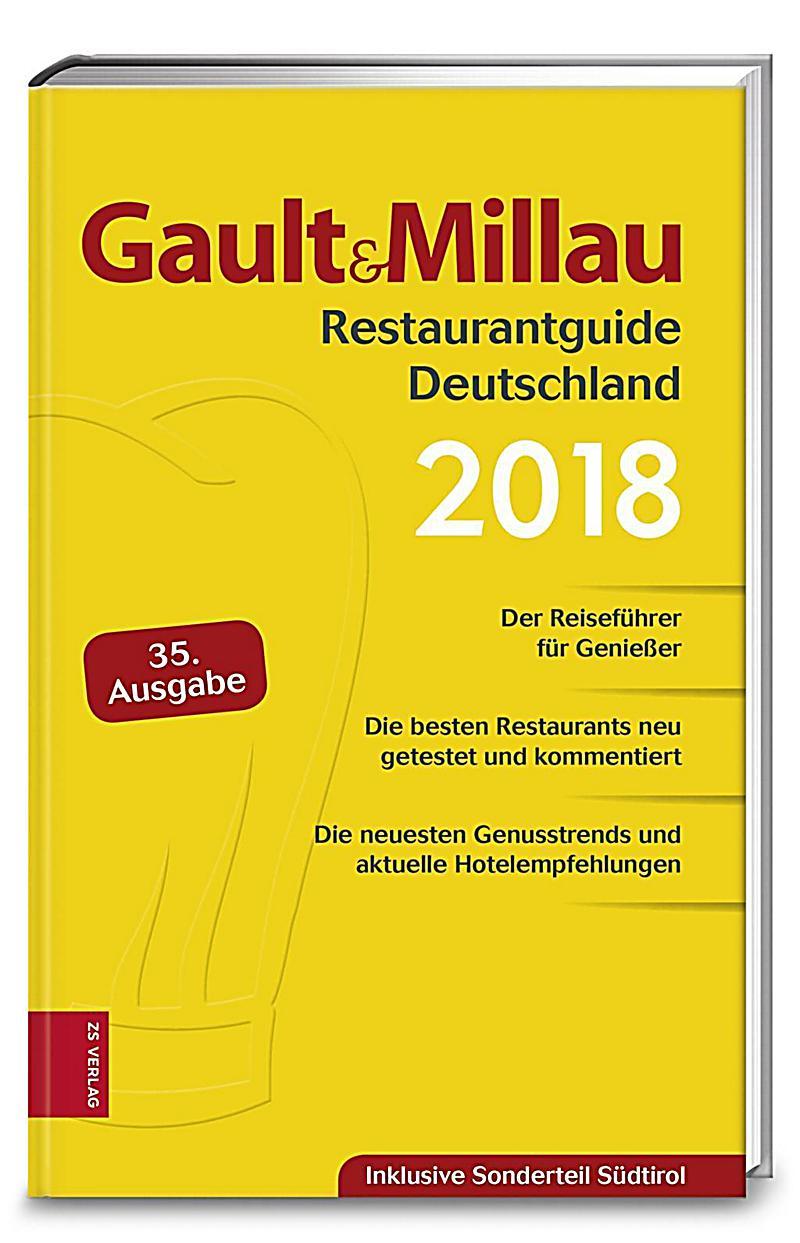 Gault&Millau RestaurantGuide Deutschland 2018 Buch ...