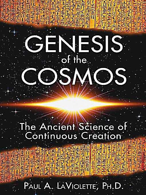 genesis of the cosmos paul laviolette pdf