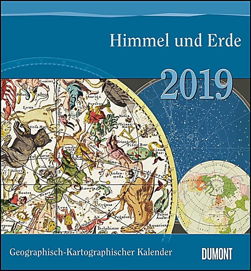 geographisch kartographischer kalender 2019 kalender. Black Bedroom Furniture Sets. Home Design Ideas