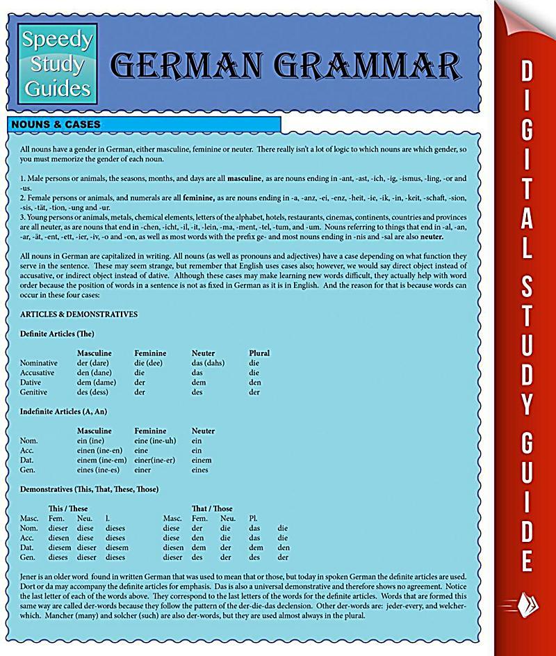Grammar Guides - my.napier.ac.uk