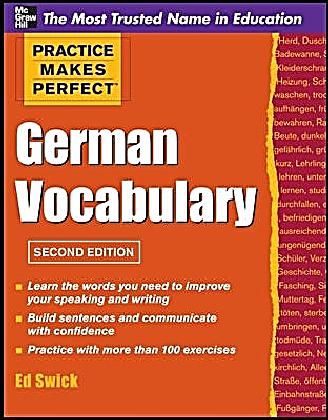 german vocabulary: