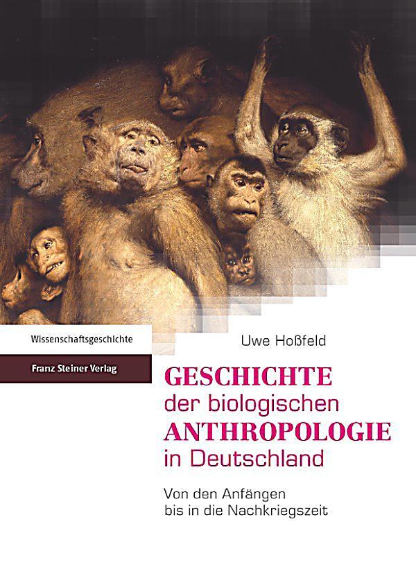 geschichte der biologischen anthropologie in deutschland ebook. Black Bedroom Furniture Sets. Home Design Ideas