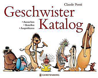 Geschwister Katalog Buch Von Claude Ponti Portofrei