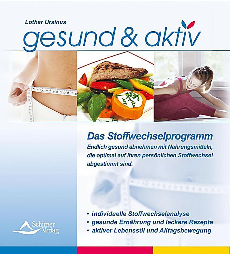 gesund aktiv stoffwechselprogramm