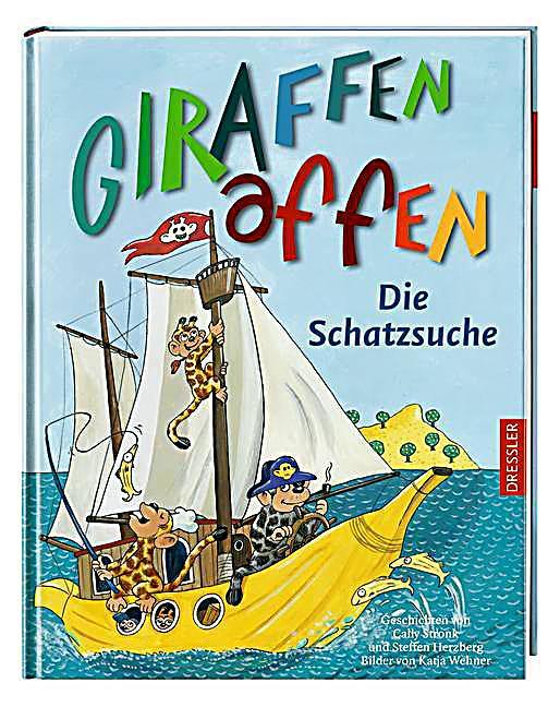 Giraffenaffen Band 2: Die Schatzsuche Buch portofrei ...