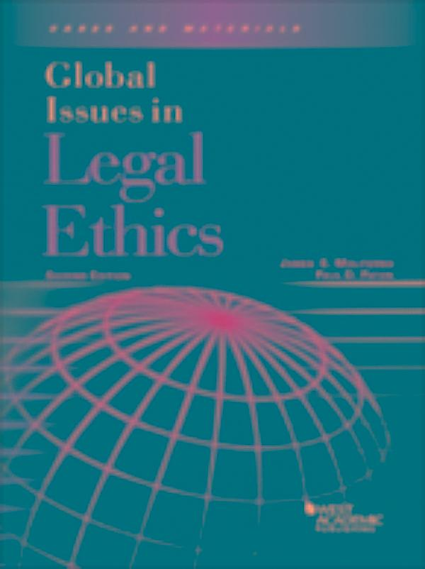 international legal ethical issues About legal, ethical and regulatory issues journal of legal, ethical and regulatory issues (jleri) is an open access publication that welcomes original research related to the ever changing international business laws and legal rights.