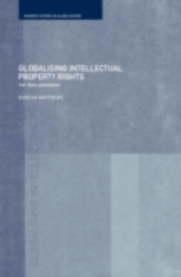 intellectual property rights book pdf