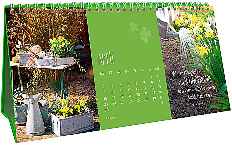 Briefe Für Jeden Tag : Glücksmomente für jeden tag kalender bei weltbild