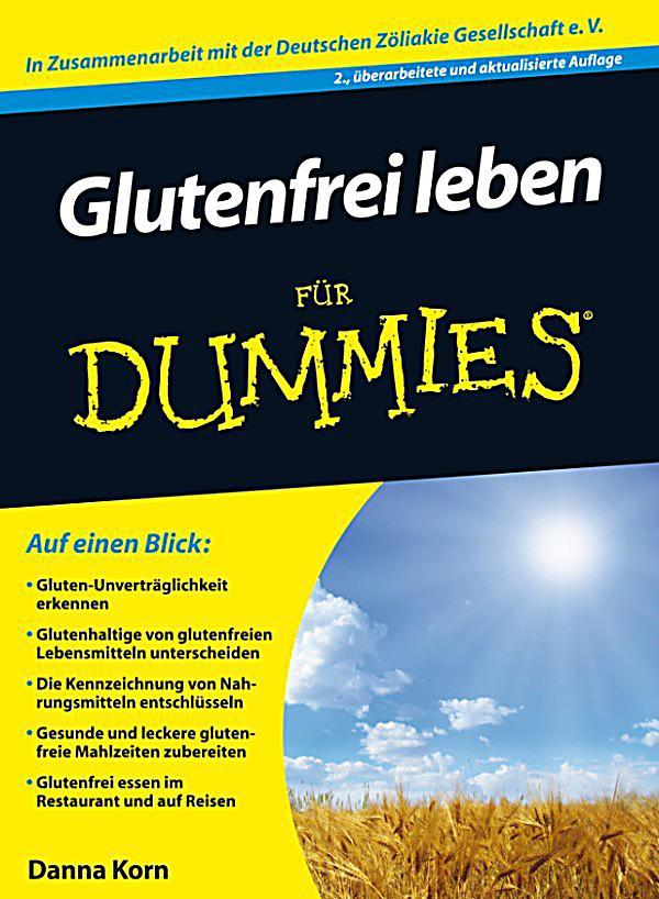 glutenfrei leben f r dummies ebook jetzt bei. Black Bedroom Furniture Sets. Home Design Ideas