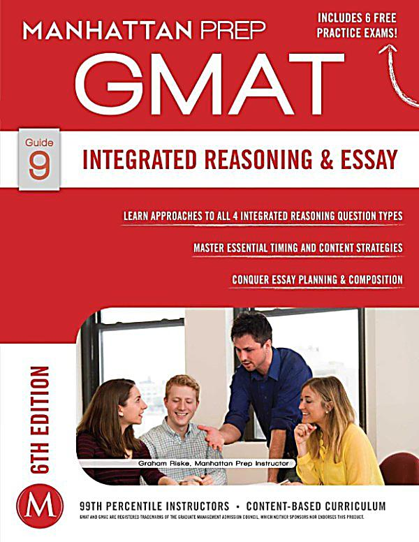 gmat essay section