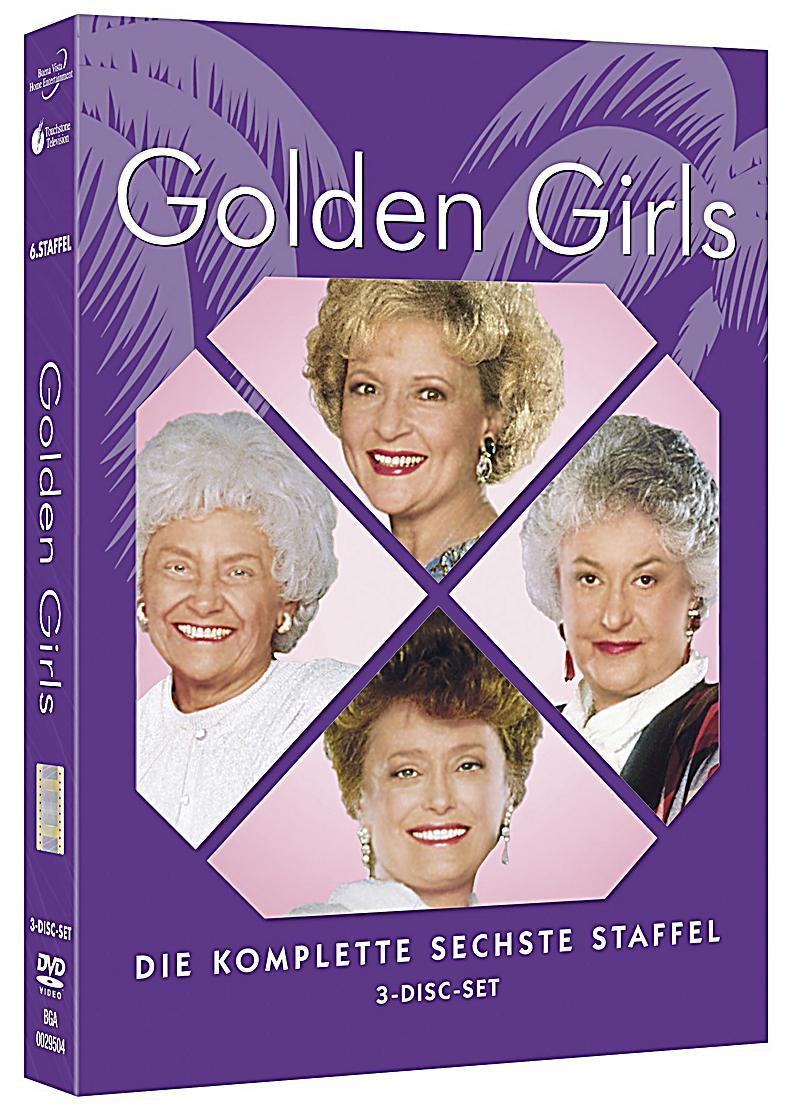 golden girls staffel 6 dvd bei bestellen. Black Bedroom Furniture Sets. Home Design Ideas