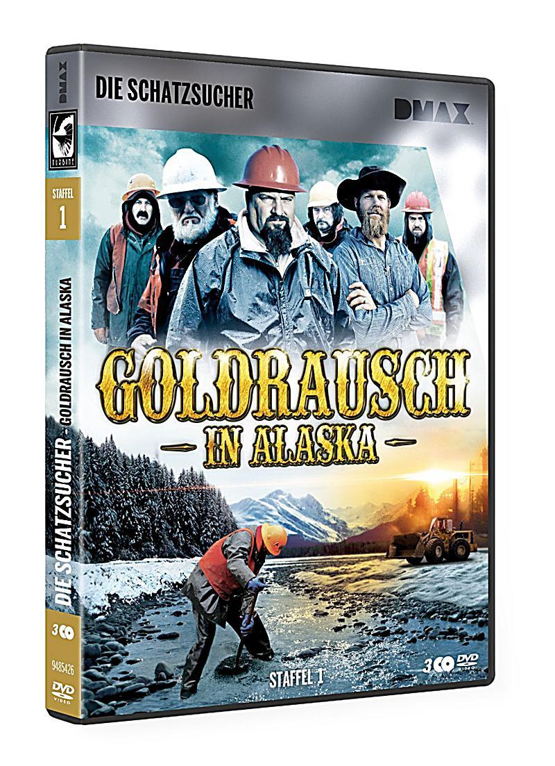 Die Schatzsucher Goldrausch In Alaska Spiel