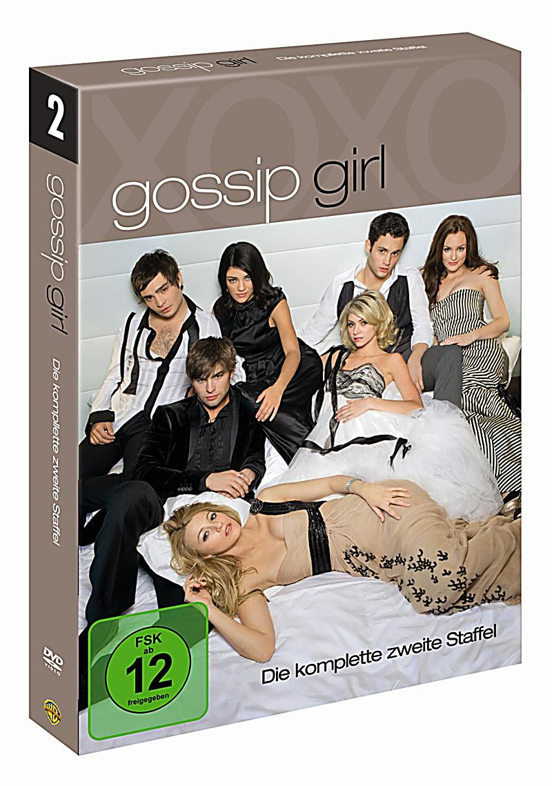 gossip girl staffel 2 dvd bei bestellen. Black Bedroom Furniture Sets. Home Design Ideas