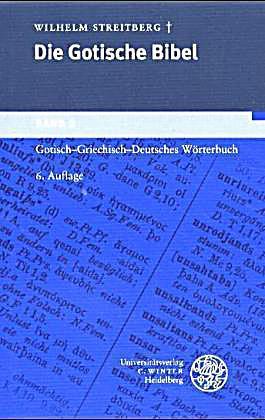gotische bibel bd 2 gotisch griechisch deutsches. Black Bedroom Furniture Sets. Home Design Ideas