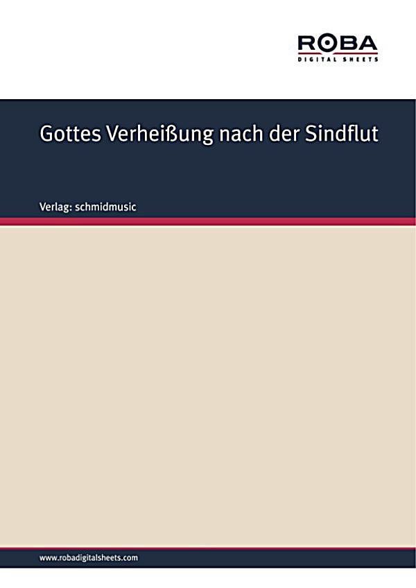 Gottes Verheißung nach der Sindflut: ebook jetzt bei ... Chagall Mainz