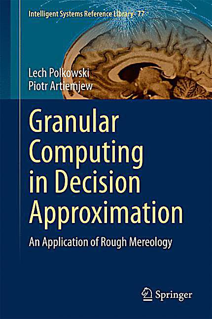 granular computing Granular computing is concerned with constructing and processing carried out at the level of information granules using information granules, we comprehend the world.