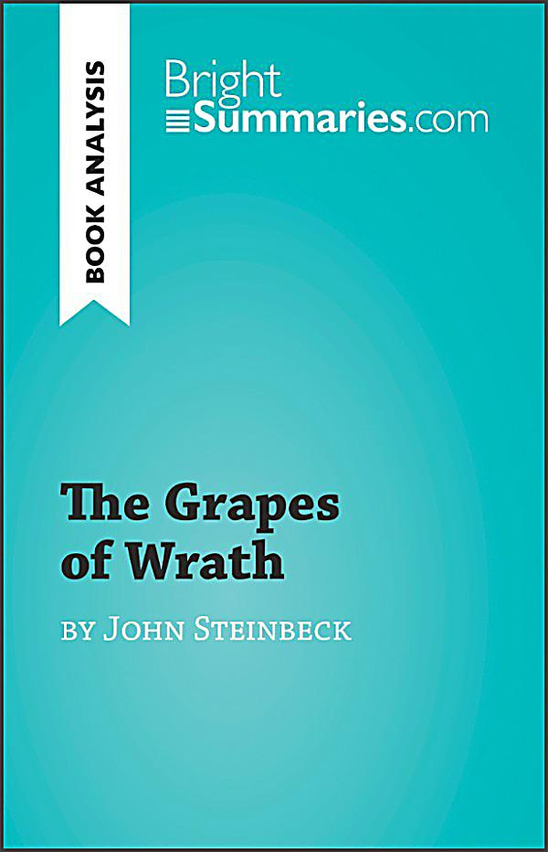 an analysis of joad family in the grapes of wrath by john steinbeck In john steinbeck's the grapes of wrath because of the dust bowl, the joad family, as well as other migrants, are forced off their land, losing their identity on their journey to california, the joads face hardship such as starvation and death ultimately leading the joads as well as other dust bowl survivors to unity.