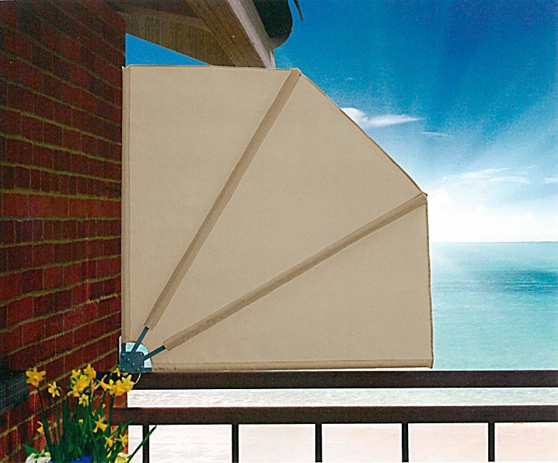 Sichtschutz Fächer Grau : Grasekamp Sichtschutz-Fächer Premium Farbe ...