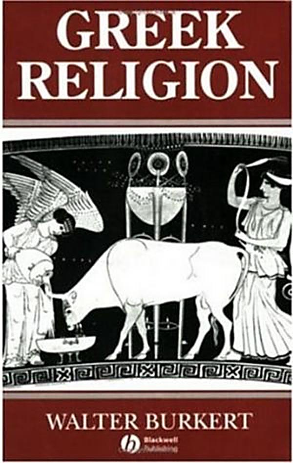 walter burkert greek religion pdf