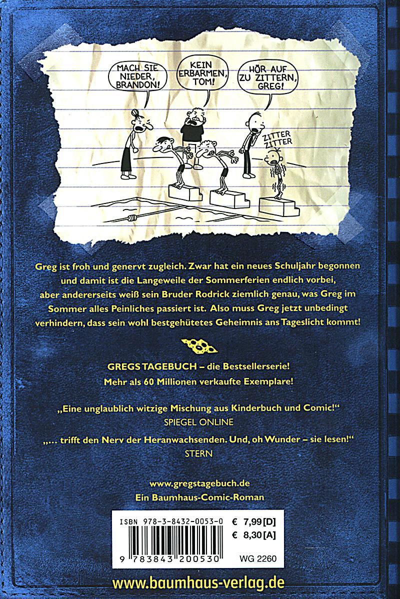 Greg Tagebuch