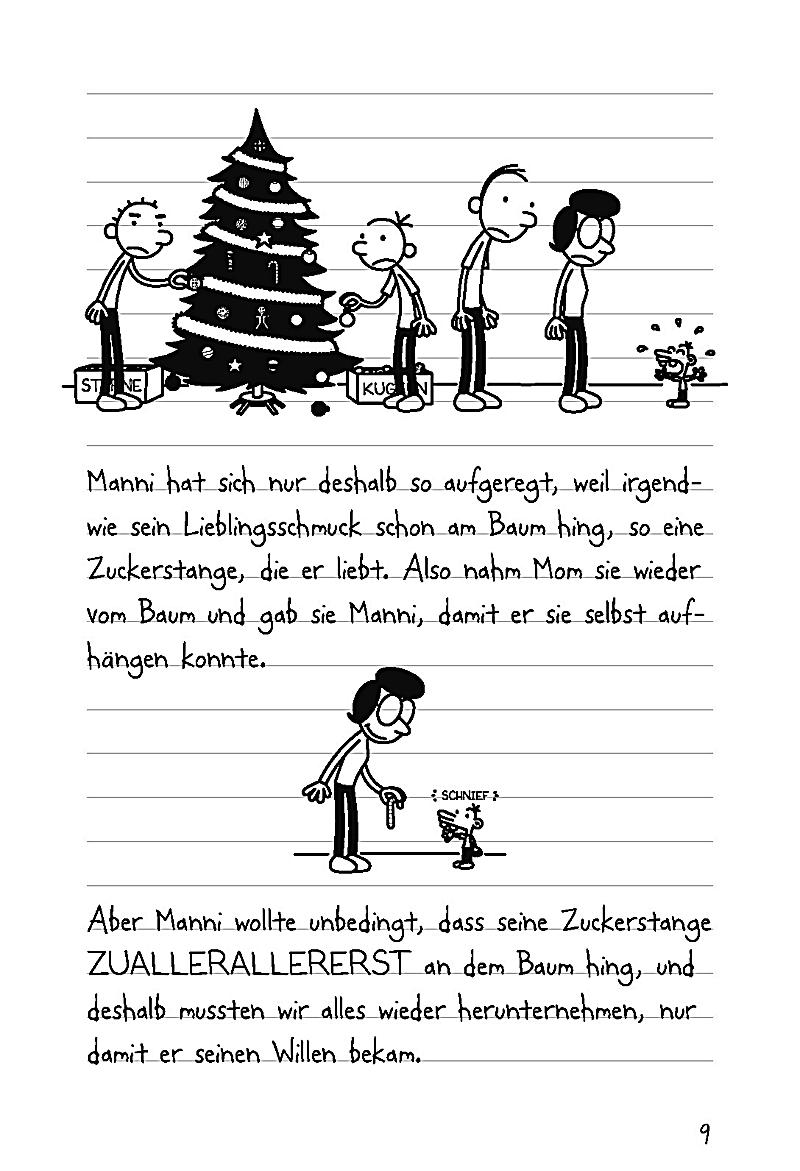 Diary Of A Wimpy Kid School Dilemma