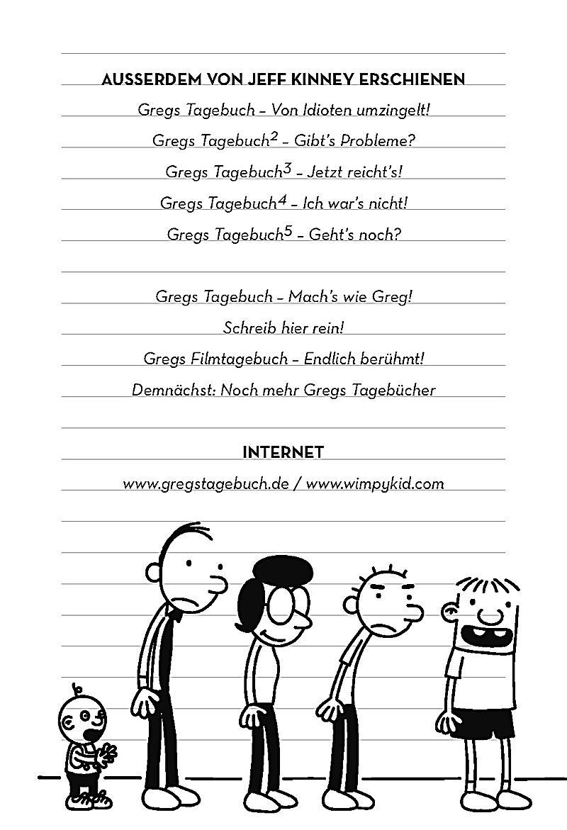 Gregs Tagebuch Reichts Baumhaus Verlag Download Images - Ebooks ...