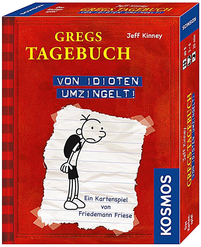 gregs tagebuch – von idioten umzingelt!