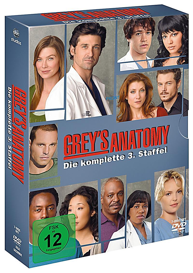 Greys Anatomy Staffel 3
