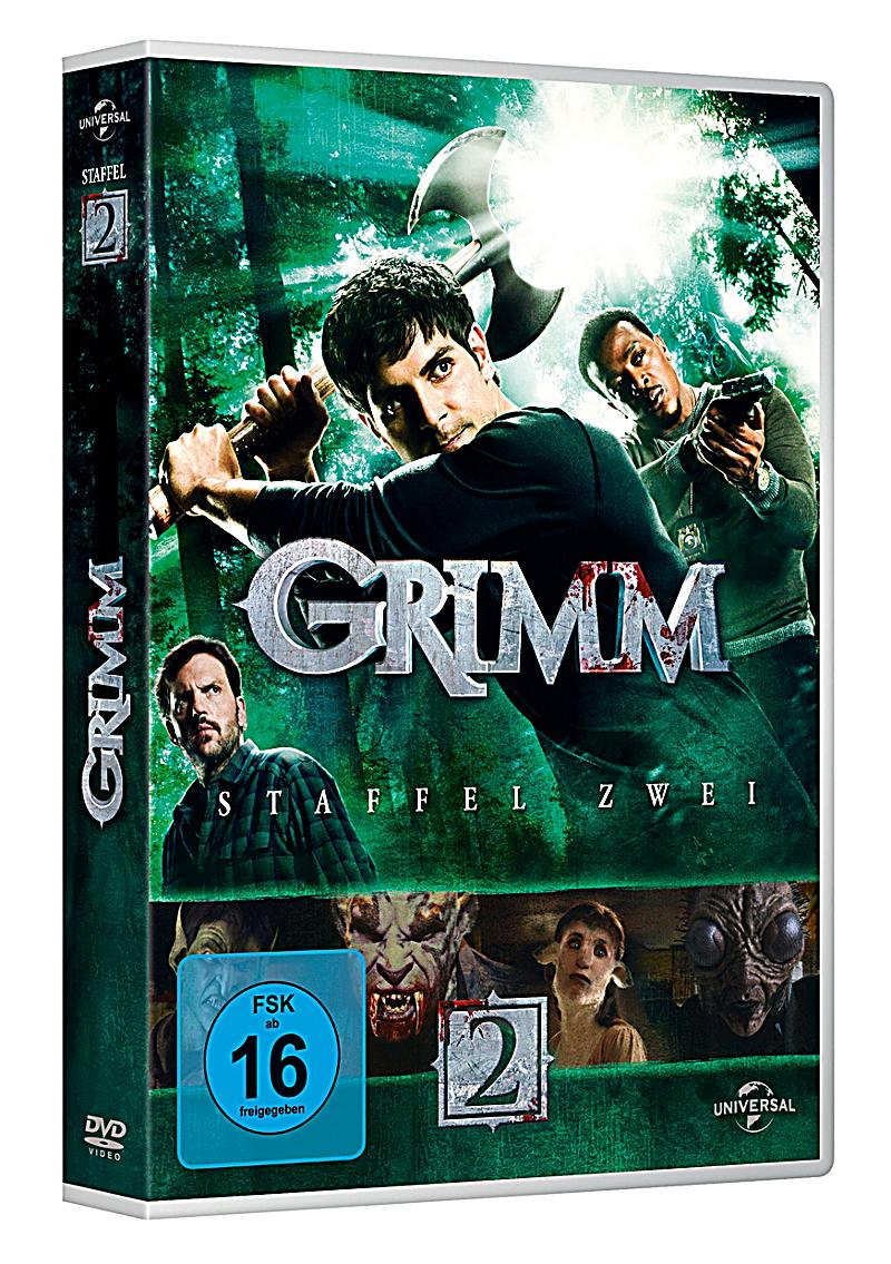grimm staffel 2 dvd jetzt bei online bestellen. Black Bedroom Furniture Sets. Home Design Ideas