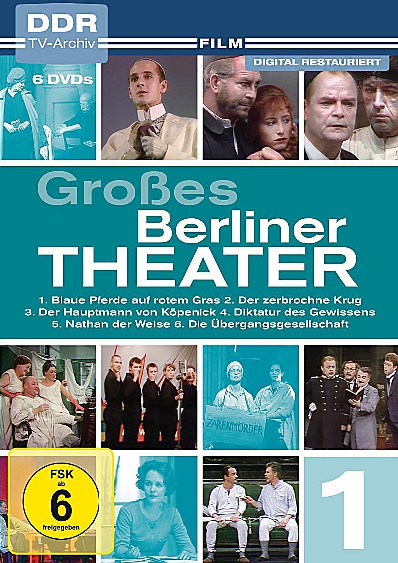 gro es berliner theater vol 1 dvd bei bestellen. Black Bedroom Furniture Sets. Home Design Ideas