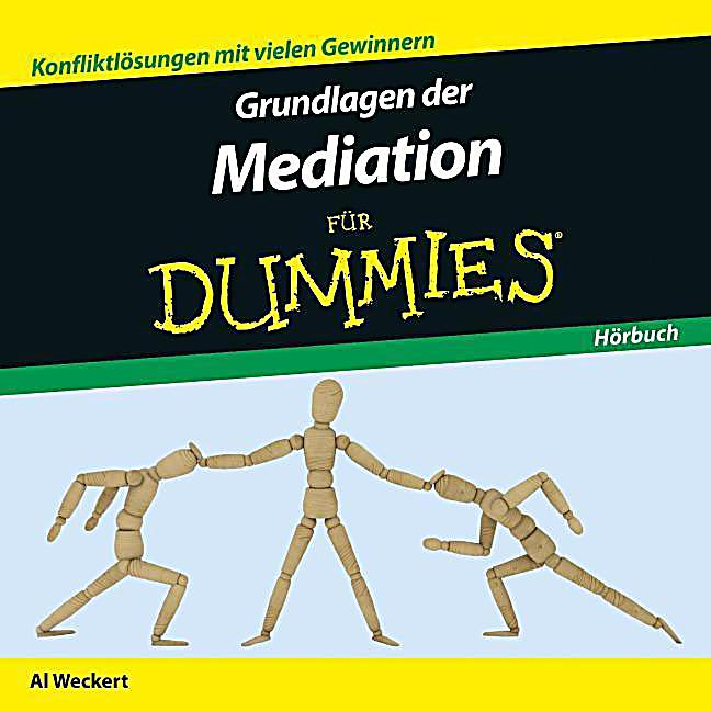 Grundlagen der mediation f r dummies 1 audio cd h rbuch for Grundlagen der tragwerklehre 1