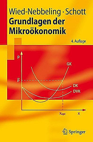 Grundlagen der mikro konomik buch portofrei bei for Grundlagen der tragwerklehre 1