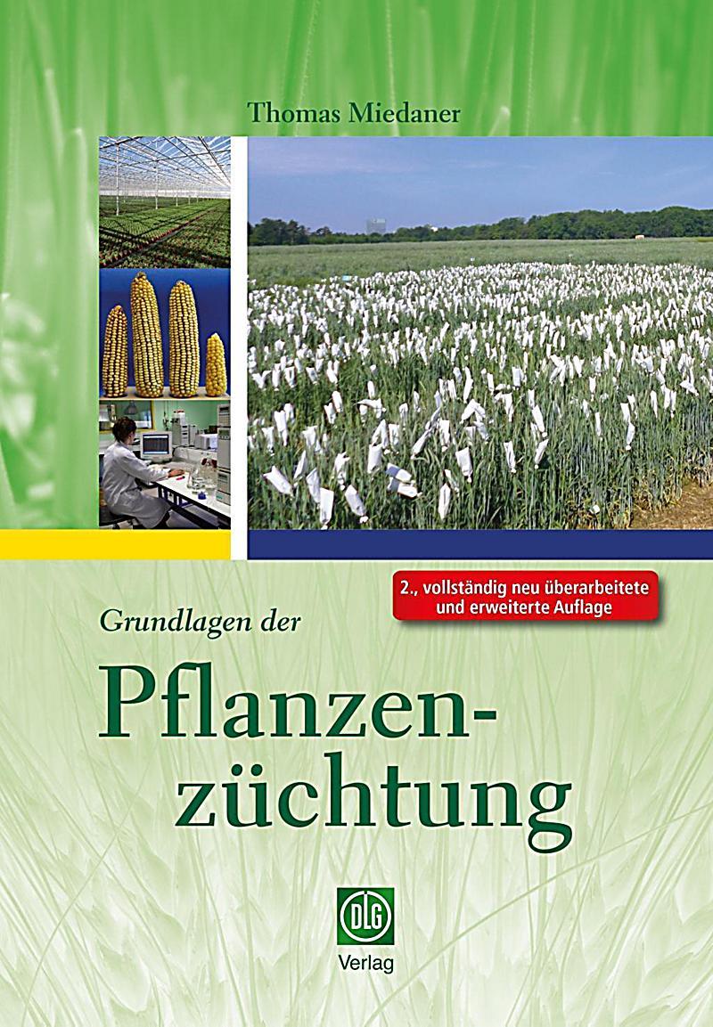 Grundlagen der pflanzenz chtung buch portofrei bei for Grundlagen der tragwerklehre 1