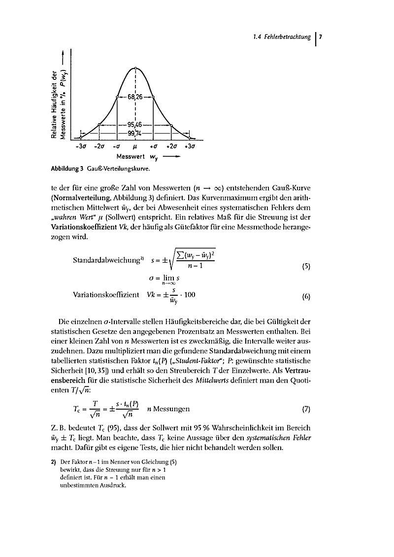 Grundlagen der quantitativen analyse buch portofrei for Grundlagen der tragwerklehre 1