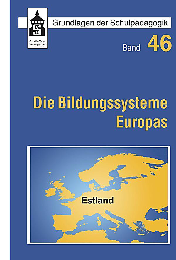 Grundlagen der schulp dagogik die bildungssysteme europas for Grundlagen der tragwerklehre 1