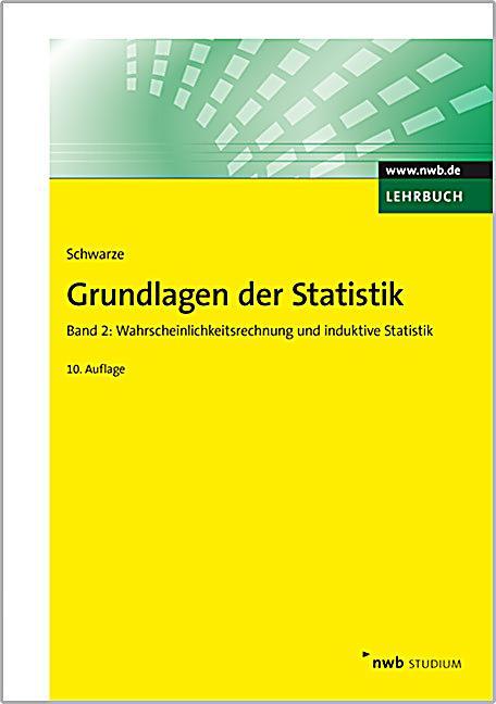 Grundlagen der statistik bd 2 wahrscheinlichkeitsrechnung for Grundlagen der tragwerkslehre