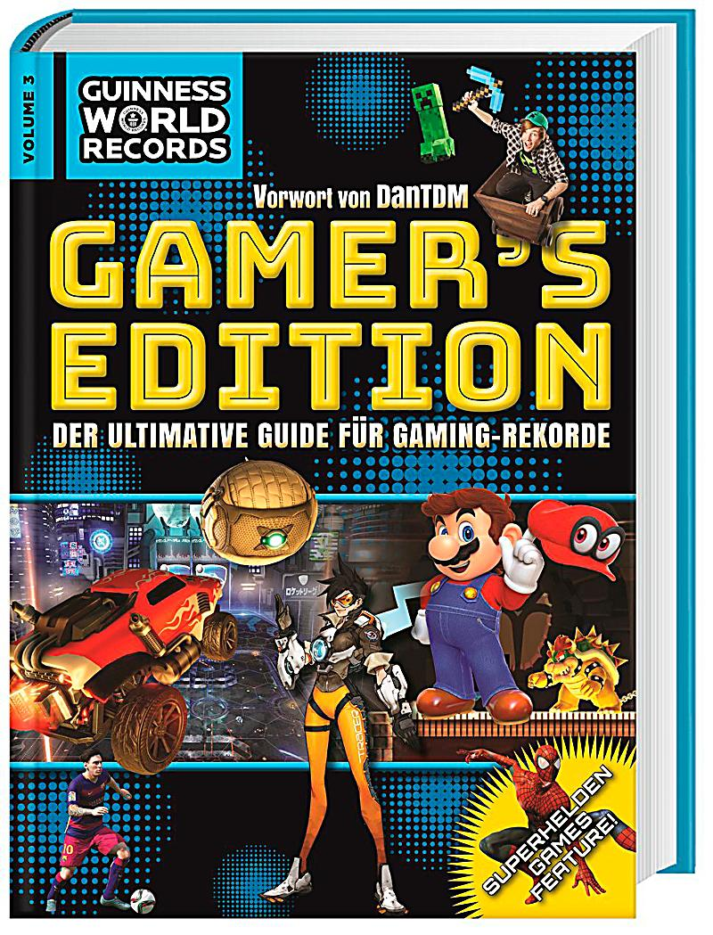 guinness world records 2018 gamer 39 s edition buch. Black Bedroom Furniture Sets. Home Design Ideas