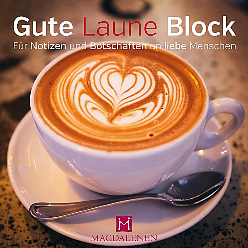 gute laune block kaffee jetzt bei bestellen. Black Bedroom Furniture Sets. Home Design Ideas