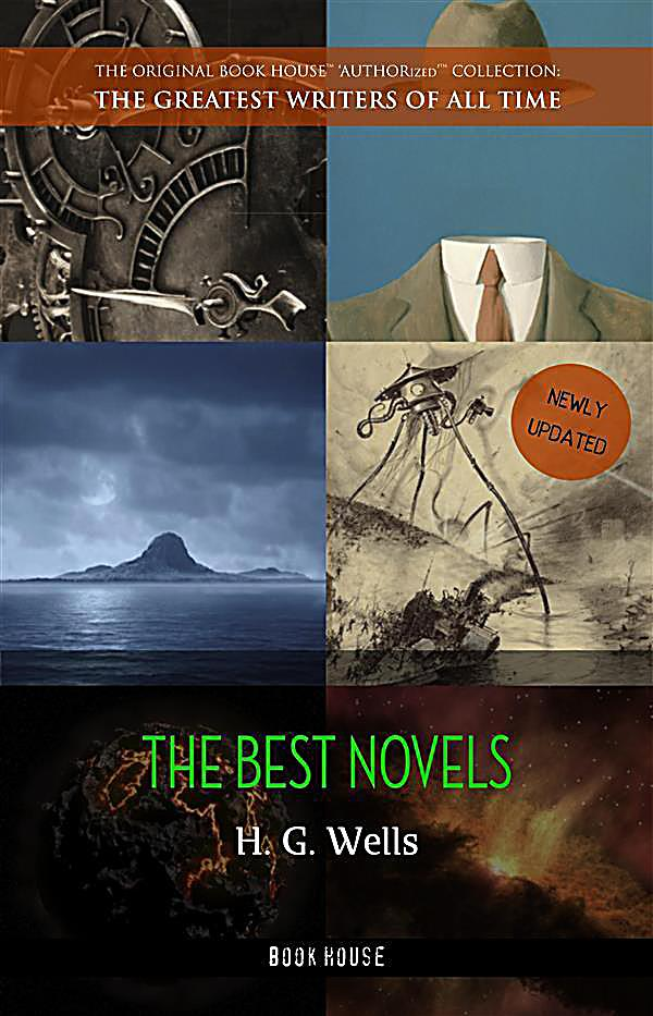 compare the ways h g wells in Hg wells (1866-1946) is responsible for the time machine, war of the worlds, the invisible manhe called the island of dr moreau an exercise in youthful blasphemy.